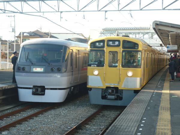 2014-11-15 西武10102F 2077F