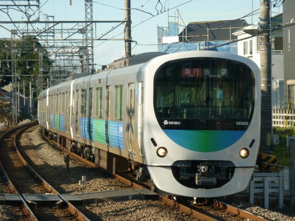 2014-11-15 西武32101F+38103F 急行池袋行き 2150レ