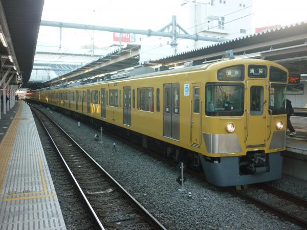 2014-11-22 西武2063F 各停池袋行き1 5362レ
