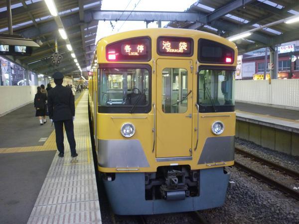 2014-11-22 西武2097F 各停池袋行き 5114レ