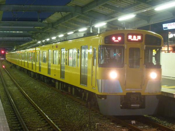 2014-11-22 西武2097F 各停豊島園行き 5493レ