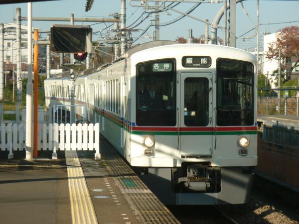 2014-11-22 西武4003F 各停飯能行き 5038レ