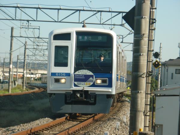 2014-11-22 西武6156F 準急池袋行き 2131レ