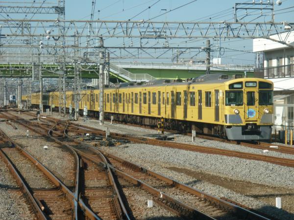 2014-11-22 西武9101F 回送3