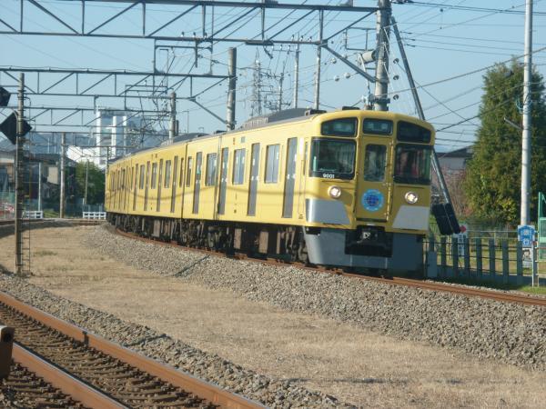 2014-11-22 西武9101F 準急池袋行き 4128レ