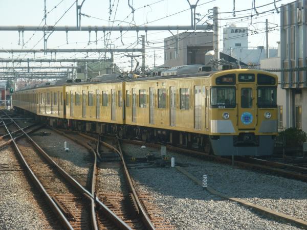 2014-11-22 西武9104F 急行池袋行き 2136レ