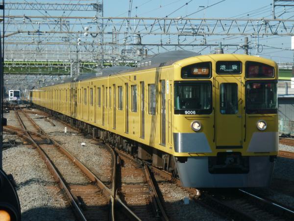 2014-11-22 西武9106F 急行池袋行き 2130レ
