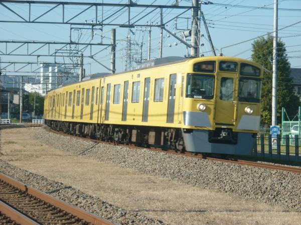 2014-11-22 西武9106F 急行池袋行き 2144レ