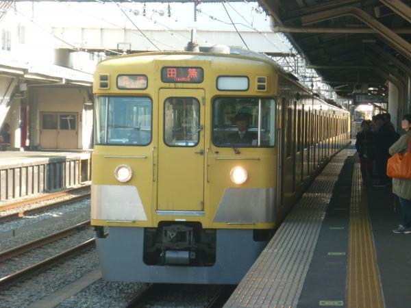 2014-11-23 西武2001F 各停拝島行き1 5123レ