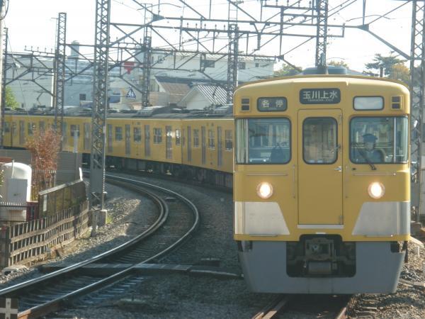2014-11-23 西武2029F 各停玉川上水行き 5453レ