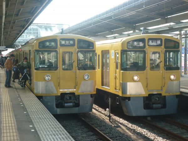 2014-11-23 西武2049F 2045F