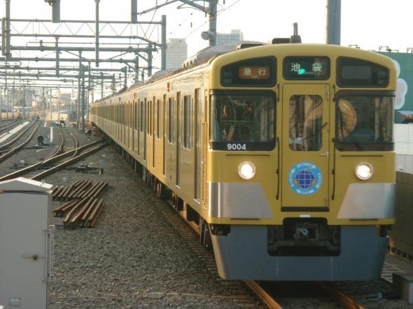 2014-11-23 西武9104F 急行池袋行き 2154レ