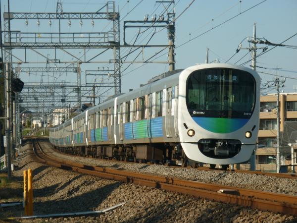 2014-11-23 西武38112F 各停池袋行き 5110レ