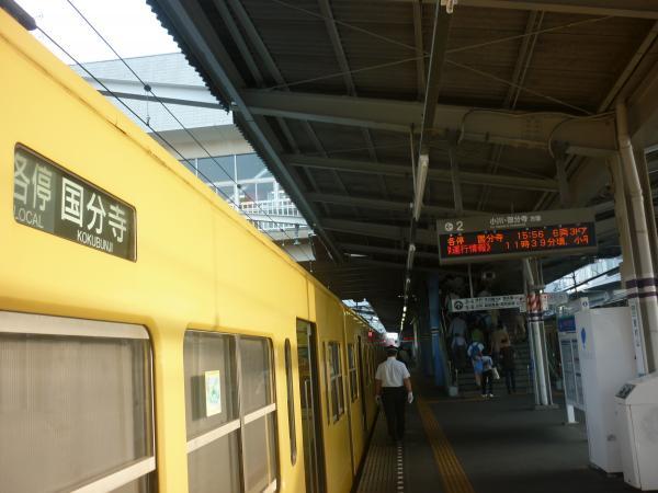 2014-10-11 西武3007F 東村山