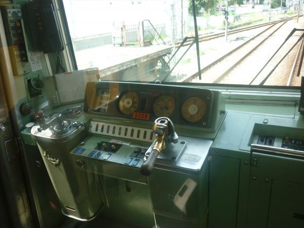 2014-07-28 西武3007F 運転台
