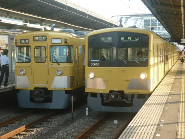 2014-10-11 西武2029F 3007F