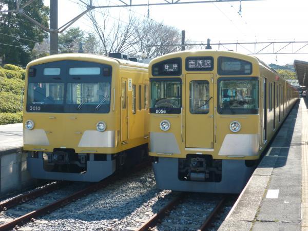 2014-03-15 西武3009F 2055F 2