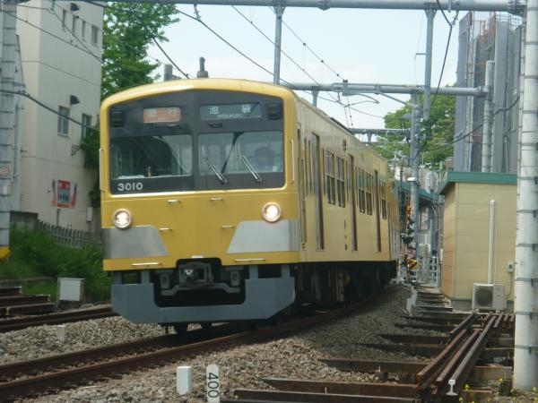 2014-05-01 西武3009F 急行池袋行き 2136レ