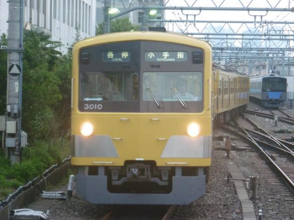 2014-05-03 西武3009F 各停小手指行き