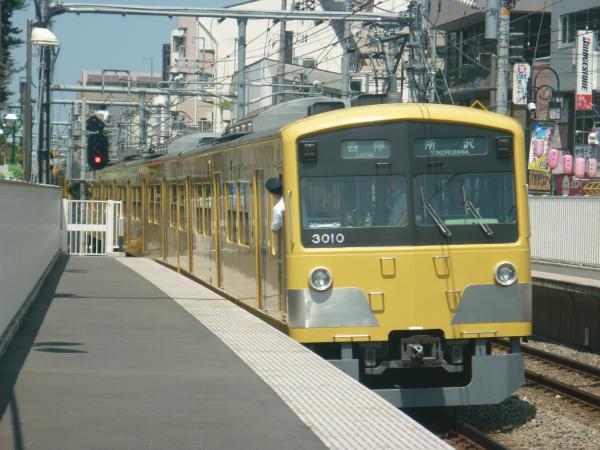 2014-07-30 西武3009F 各停所沢行き2 5303レ