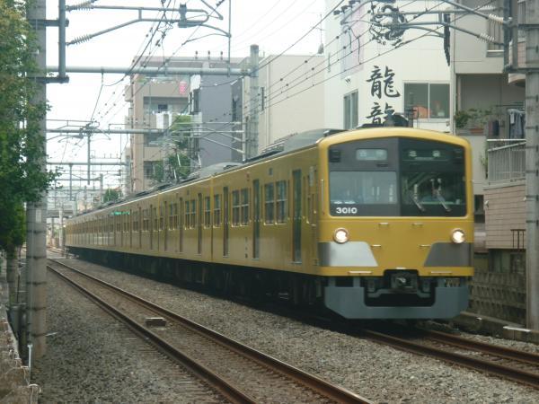 2014-08-01 西武3009F 各停池袋行き 5462レ