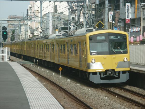 2014-08-18 西武3009F 各停池袋行き 5210レ