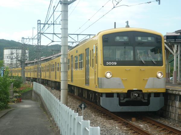 2014-09-27 西武3009F 各停飯能行き5
