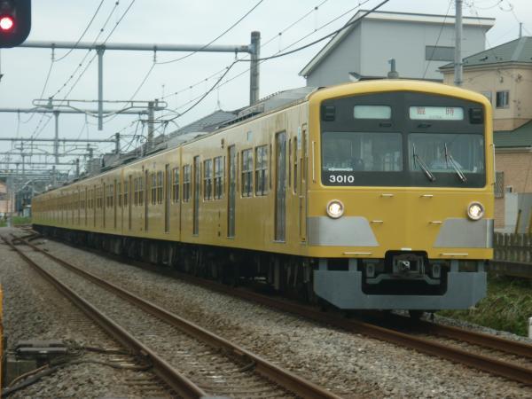 2014-09-27 西武3009F 臨時高麗行き2