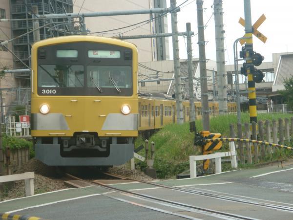2014-09-27 西武3009F 臨時高麗行き3