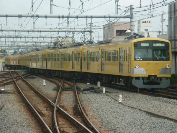 2014-09-27 西武3009F 臨時高麗行き5