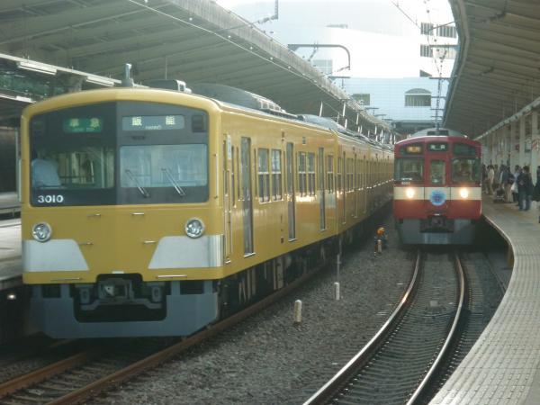 2014-10-25 西武3009F 9103F 1