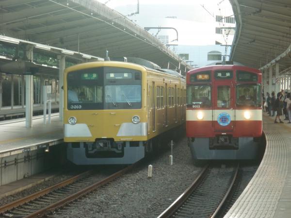 2014-10-25 西武3009F 9103F 2