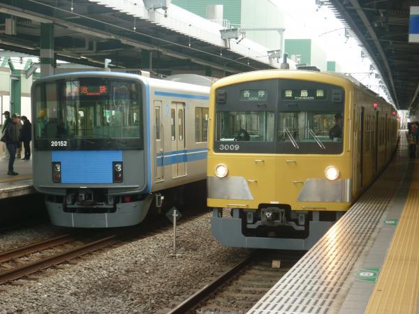 2014-11-03 西武3009F 20152F