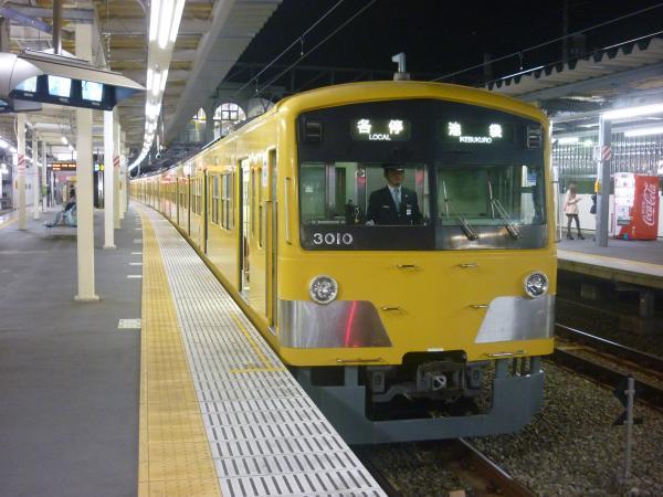 2014-11-03 西武3009F 各停池袋行き4