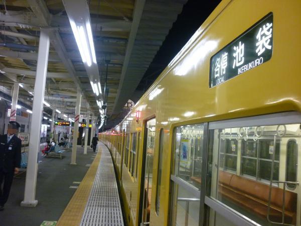 2014-11-03 西武3009F 保谷2