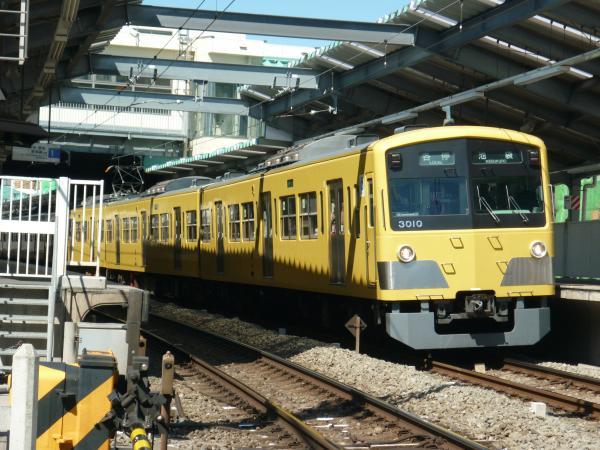 2014-03-15 西武3009F 各停池袋行き1