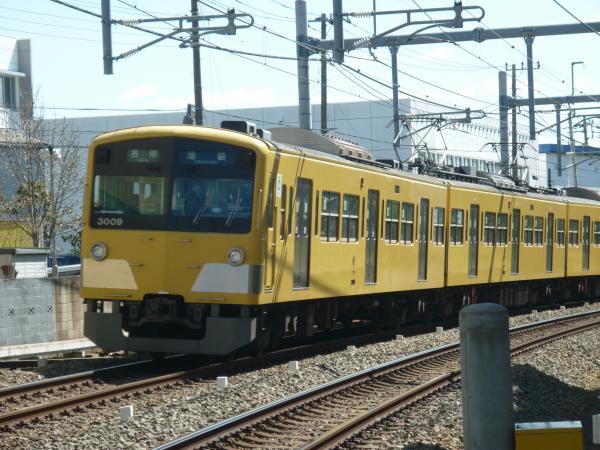 2014-03-15 西武3009F 各停池袋行き3