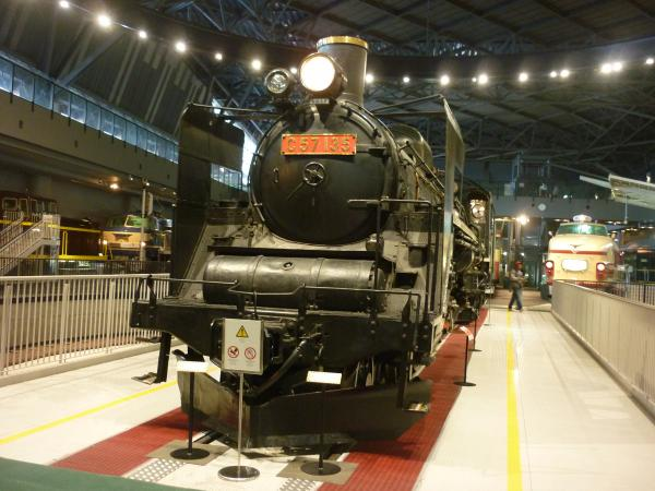 2014-12-05 鉄道博物館3