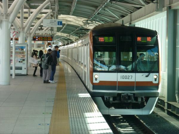 2014-12-06 メトロ10127F 準急飯能行き 4701レ