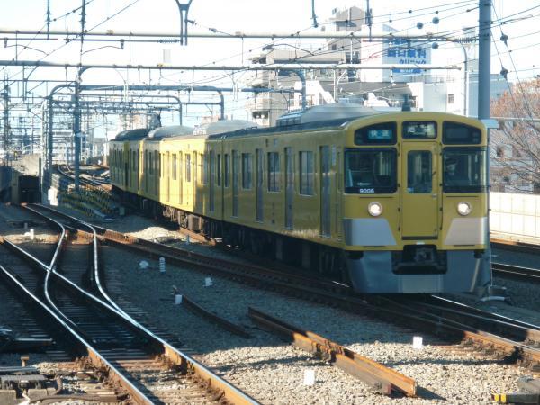 2014-12-06 西武9106F 快速池袋行き 3114レ