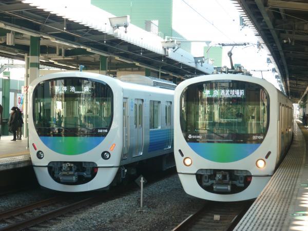 2014-12-06 西武38116F 32104F+38107F