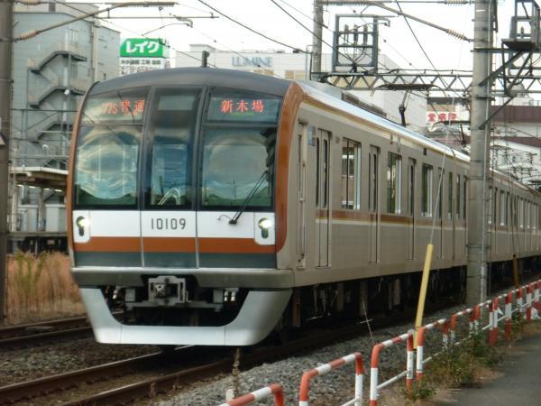 2014-12-06 メトロ10109F 普通新木場行き