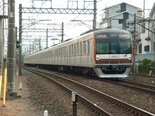 2014-12-06 メトロ10125F 普通川越市行き
