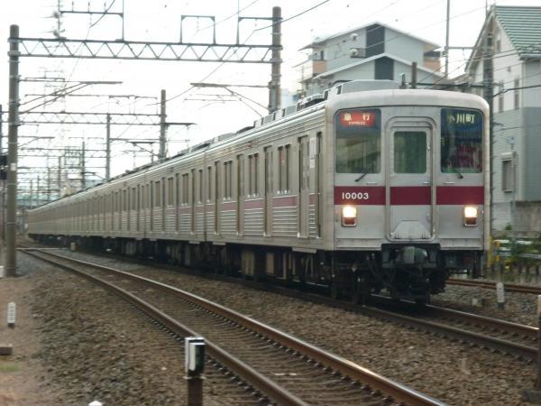 2014-12-06 東武11003F 急行小川町行き