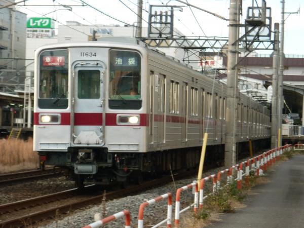 2014-12-06 東武11634F+11455F 急行池袋行き
