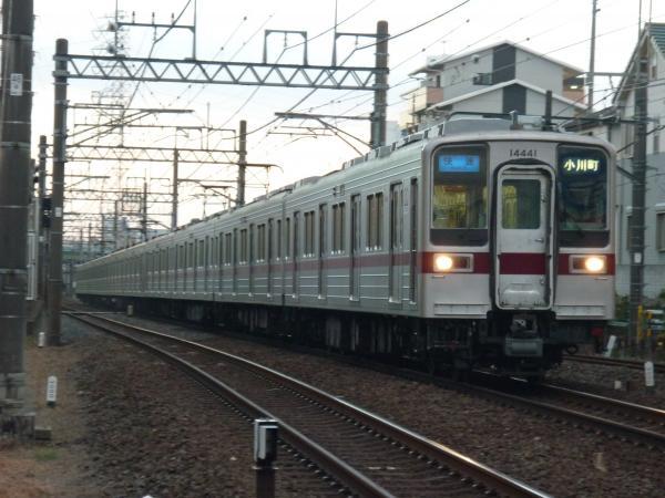 2014-12-06 東武11661F+11441F 快速小川町行き