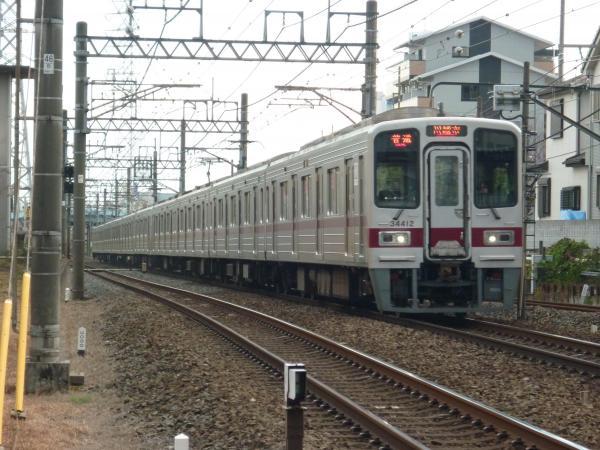 2014-12-06 東武31612F+31412F 普通川越市行き