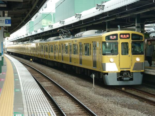2014-12-13 西武2073F 各停豊島園行き 5483レ