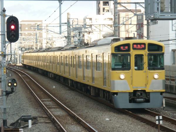 2014-12-13 西武2097F 各停豊島園行き1 5481レ