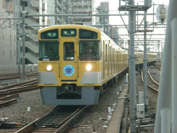 2014-12-13 西武9102F 準急池袋行き 4134レ